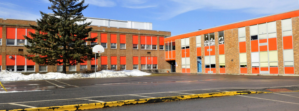 While structrrally sounds, Winslow school officials say the junior high school, built in 1928, is no longer adequate for modern needs, while the high school is operating at half its capacity. Officials hope to move seventh and eighth graders to the high school and sixth graders to the elementary school by the 2018-19 school year.