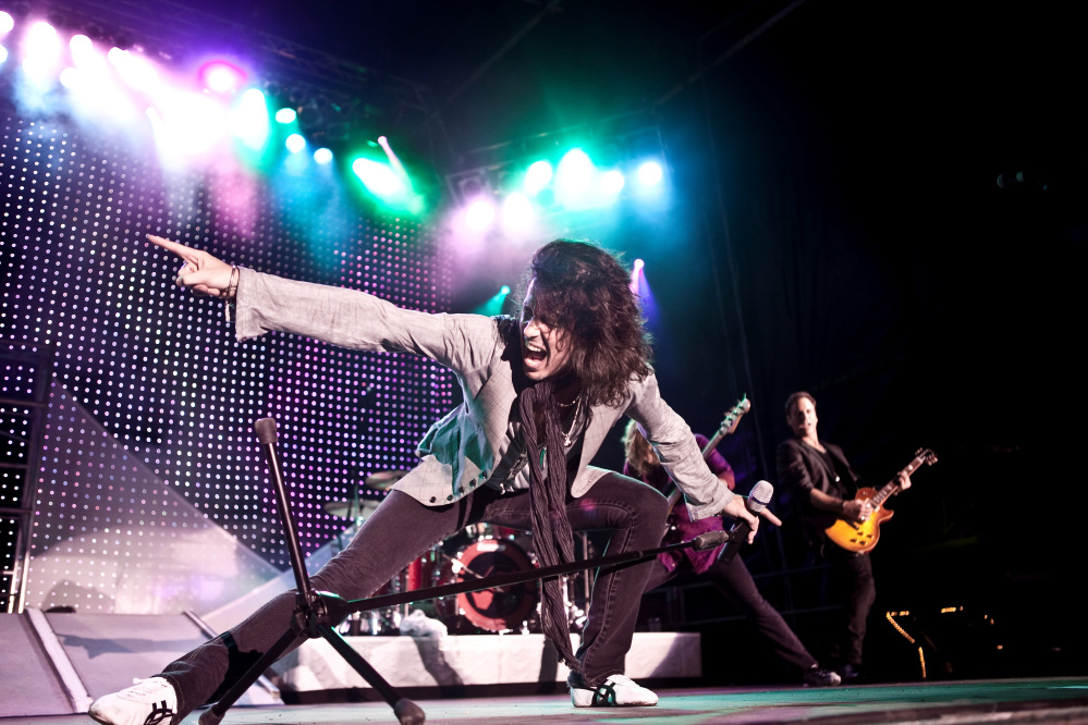 Kelly Hansen of Foreigner
