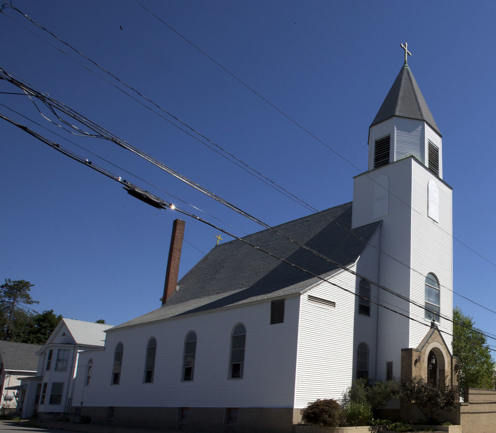 Saint Stanislaus in Nashua is the first Catholic parish in New Hampshire to be dedicated to the Latin Mass.
