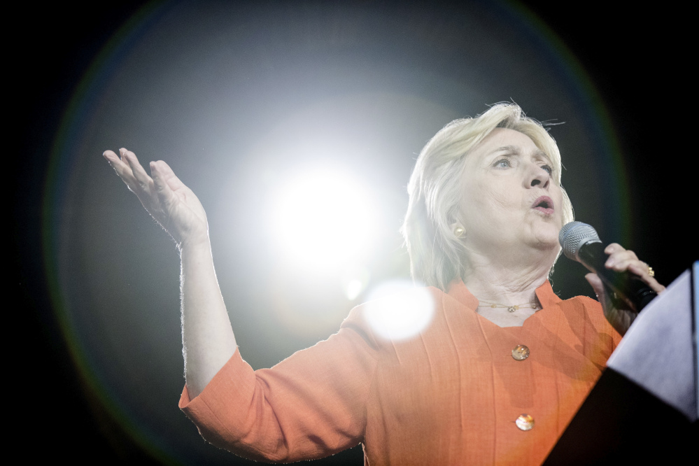 The wrongful death lawsuit against Hillary Clinton, filed Monday in federal court in Washington, attempts to tie Clinton's use of a private email server while secretary of state to the deaths of four Americans.