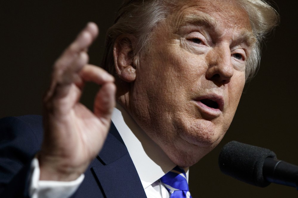 Republican presidential candidate Donald Trump has repeatedly claimed this week that President Barack Obama founded the Islamic State.
