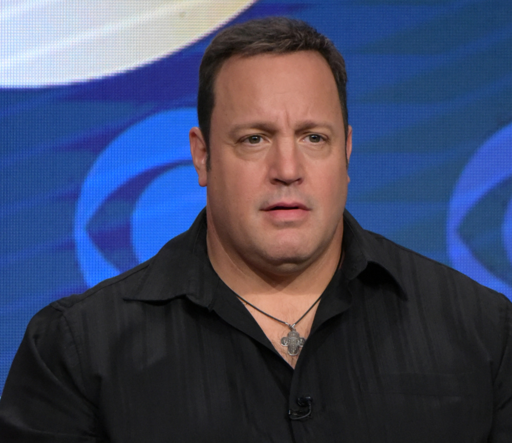 Actor/executive producer Kevin James participates in the