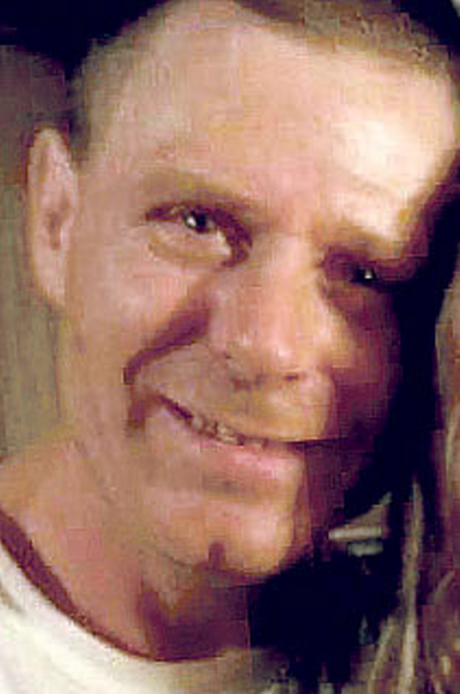 Family in 2015 provided this photograph of Steven Hodgdon, who was found stabbed to death in his Troy home on March 7, 2015. His son, Colby, was charged in connection with the killing a month later and was sentenced on a charge of manslaughter Friday.