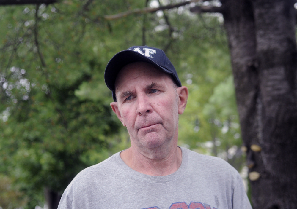 Former Hall-Dale janitor Sedgewick Armstrong has sued the Kennebec County Correctional Facility, claiming that poor record-keeping there forced him to serve a sentence three times and cost him his job. The resulting stress caused him to lose 50 pounds and worsened his health, he says. Armstrong discussed his experience on Wednesday at his home in Augusta.