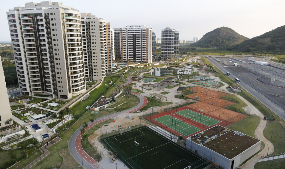 The Olympic Village in Rio de Janeiro is among the many issues plaguing the upcoming Summer Olympics. The list of problems leading up to the Olympics is long and has caused some athletes to stay home.