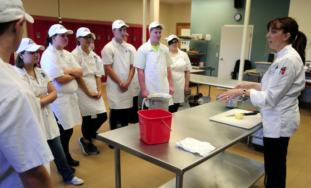Augusta Culinary Arts Teacher To Appear On New Season Of 39 Hell 39 S Kitchen 39