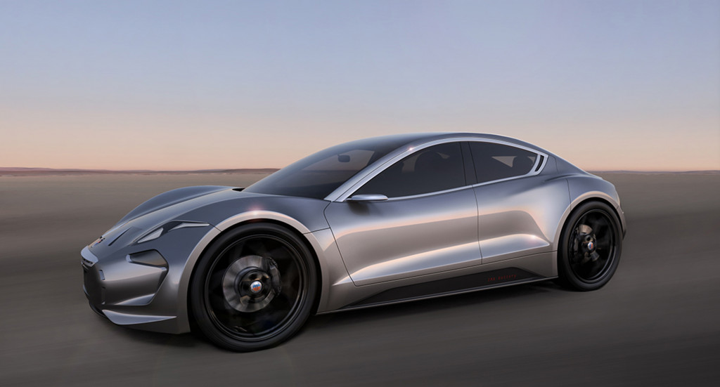Henrik Fisker's latest creation, the EMotion, will look to take on Tesla and other high-end electric cars.
