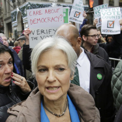Lawyers for Jill Stein, the Green Party's presidential candidate, argue it's possible computer hacking occurred in a plot to change the outcome of the election.