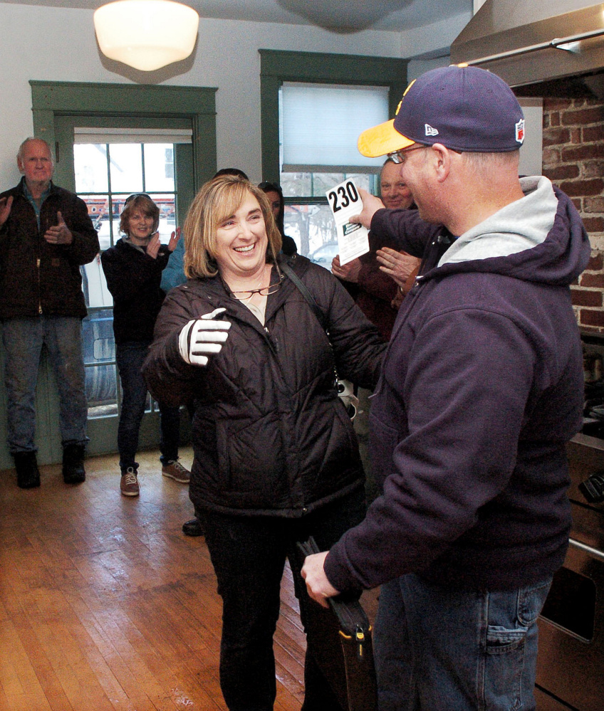 Local couple brings top bid for historic mansion in ...