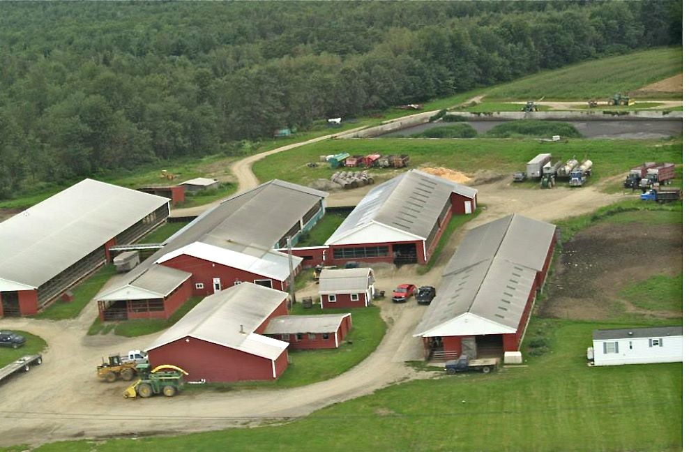 Image Result For Canadian Dairy Farms