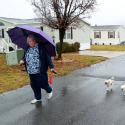 Nancy Horton, 62, of Martinsburg, West Virginia, takes daily doses of oxycontin and oxycodone to relieve the pain of rheumatoid arthritis. Horton lives with chronic pain and is concerned that she has developed a physical addiction to her opioid pain medications.