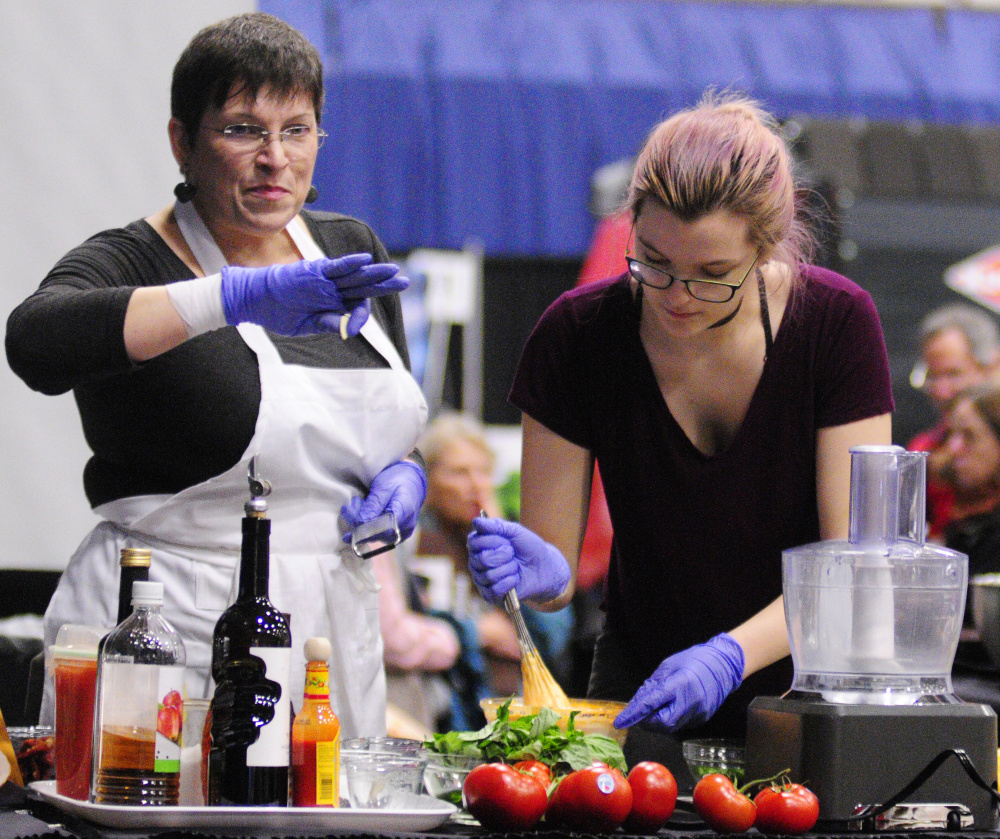thousands flock to augusta for first day of maine agricultural