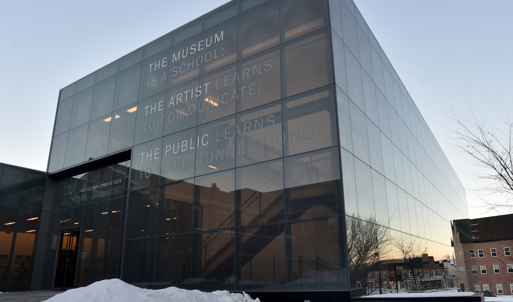 The Colby College Museum of Art in Waterville has received a $100 million-plus gift from longtime museum supporters Peter and Paula Lunder. The gift includes 1,500 works of art and creates the Lunder Institute for American Art.