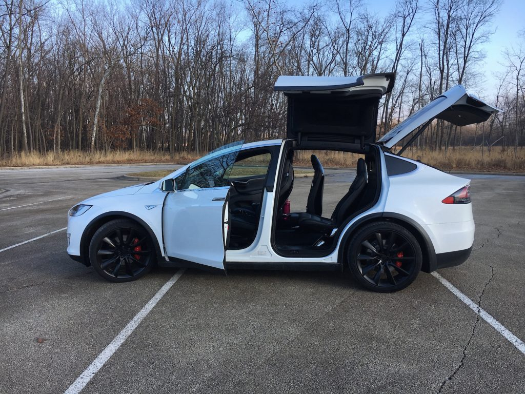 Tesla is offering something unlike anything else on the road and also showcasing the type of technology to be equipped in cars of the near future.