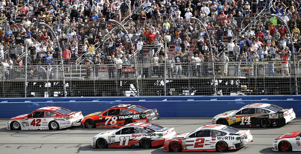 Auto Club Speedway now a beloved NASCAR race track