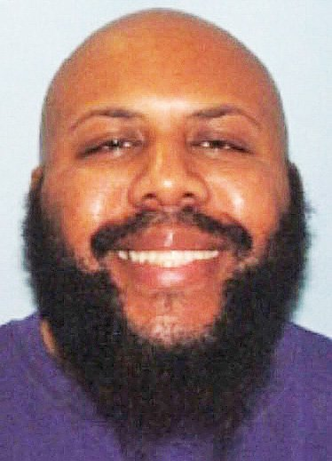 Steve Stephens, in an undated photo. Police were searching for Stephens, who recorded himself shooting another man and then posted the video on Facebook on Sunday.