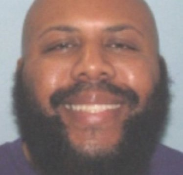 An undated photo of Steve Stephens provided by the Cleveland Police shows Steve Stephens.