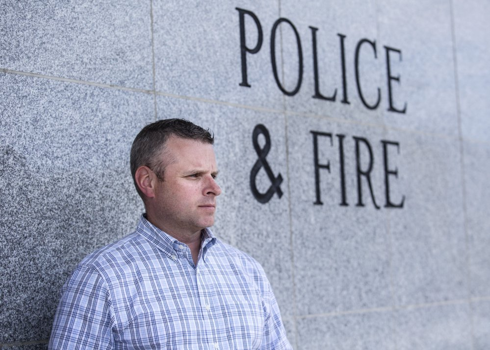 South Portland police Detective Scott Corbett, who led the successful effort to identify homeless fire victim Rodney Jewell, said he was surprised how many people called him, wondering if the deceased person was a loved one whom the caller hadn't seen in years.