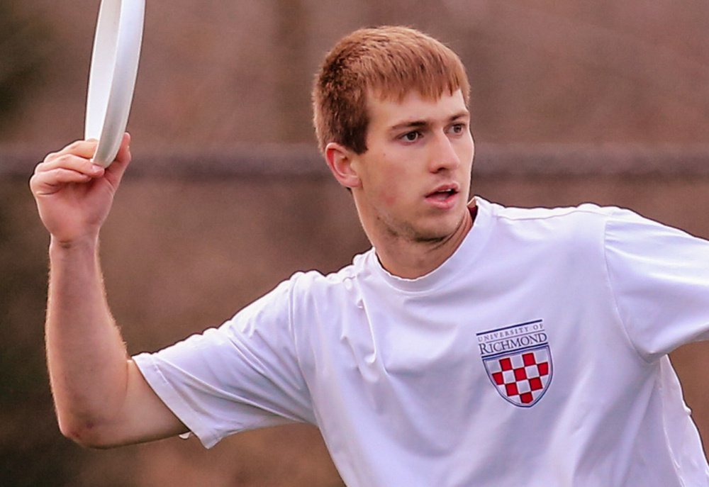After winning a national title in the sport of Ultimate, Henry Babcock hopes to play on the world stage.