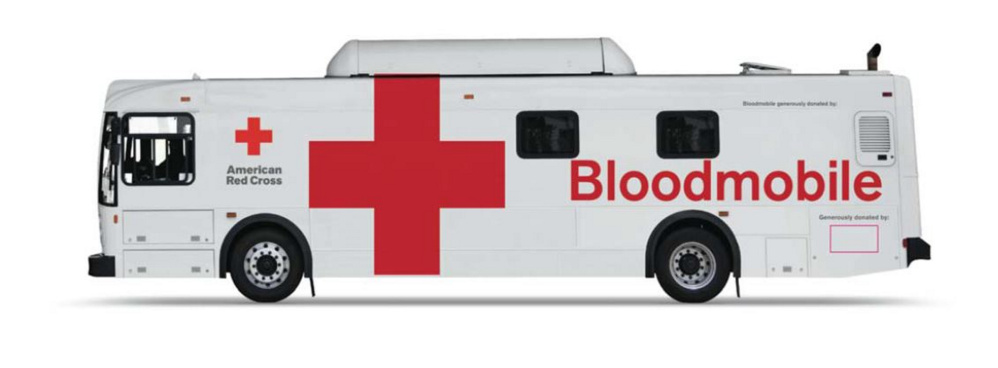 Backyard Farms is sponsoring a blood drive at Somerset Abbey on Saturday, kicking off a fundraising quest to buy a new bloodmobile for the state of Maine.