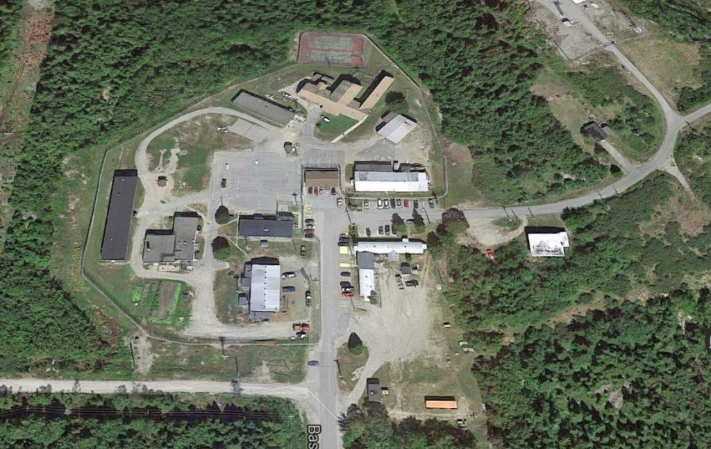 The Downeast Correctional Facility in Machiasport is a minimum-security prison that houses about 100 inmates and has been targeted for closure by Gov. Paul LePage.