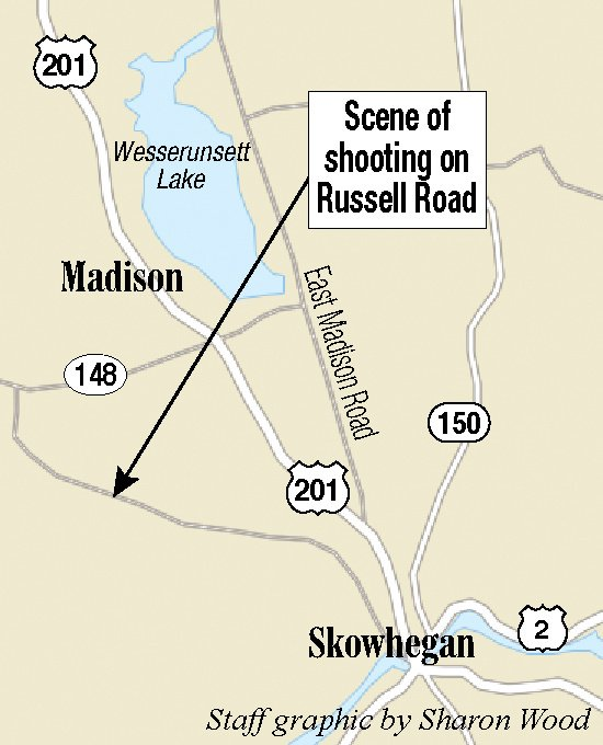 State Police: Man Kills 3 in Madison, Then Shot Dead