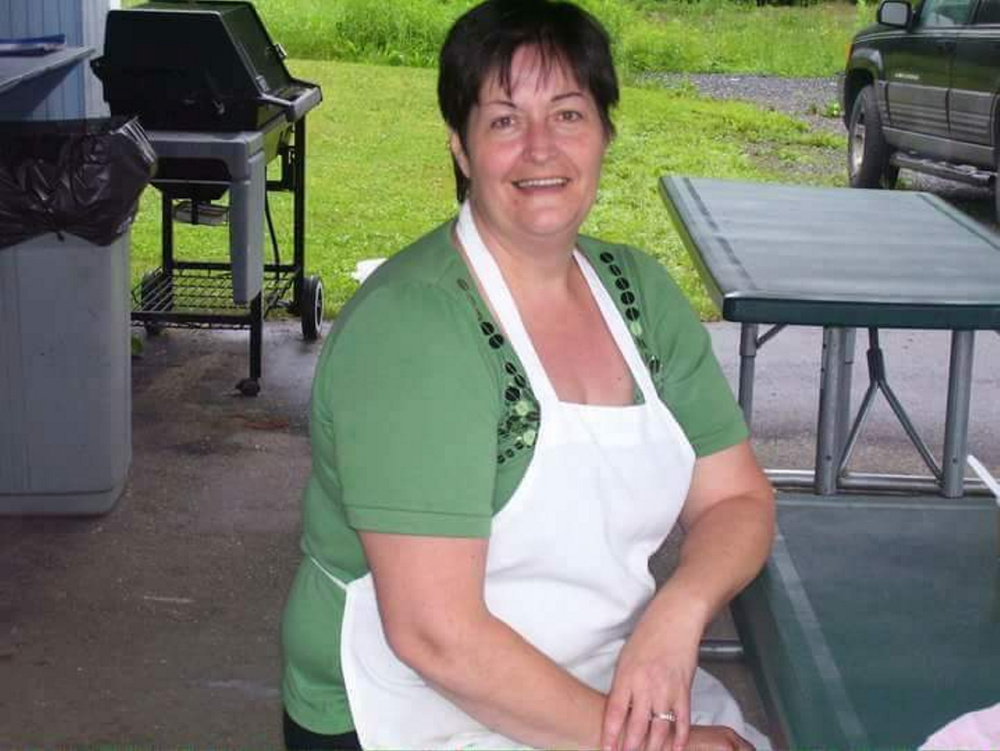 A 2007 family photo of slaying victim Wendy Douglass, provided by her family through a victim's advocate, shows her when she worked at We-eatery at Sonny's Seafood in Readfield.