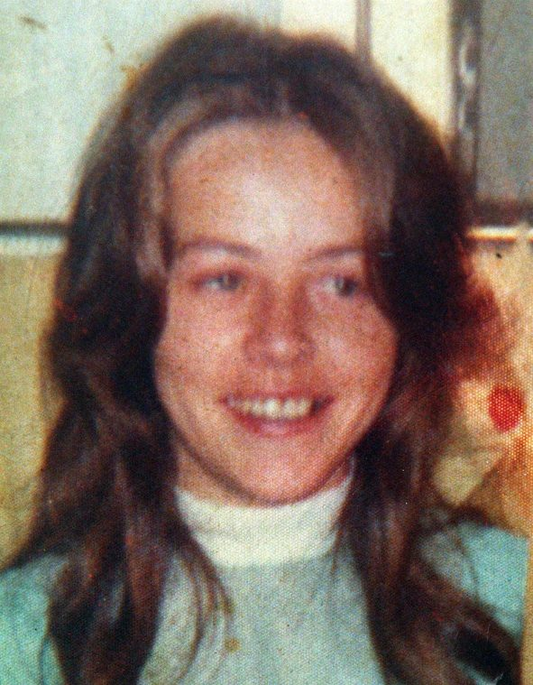 Pauline Rourke, shown in a 1974 family photograph, was the live-in girlfriend of Albert P. Cochran when she disappeared in 1976. Cochran was arrested in 1998, in Stuart, Florida, and charged with the 1976 murder of another woman, Janet Baxter. Police are searching wells in central Maine for Rourke's remains.