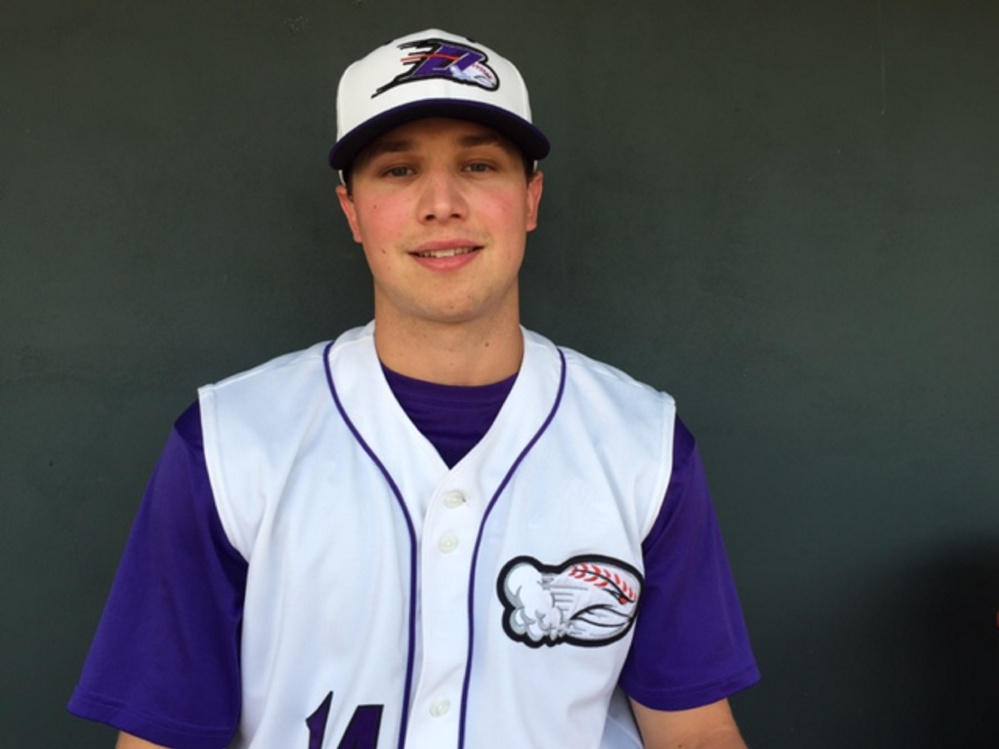 Former Messalonskee baseball star Sam Dexter is currently playing for the high Single A Winston-Salem Dash of the Carolina League, chasing the dream of one day becoming a Major League Baseball player in the Chicago White Sox organization.