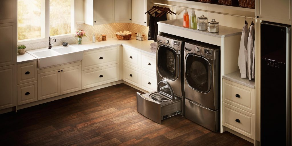 LG washers and dryers were recently named the most reliable in all laundry categories by a leading U.S. consumer products publication.