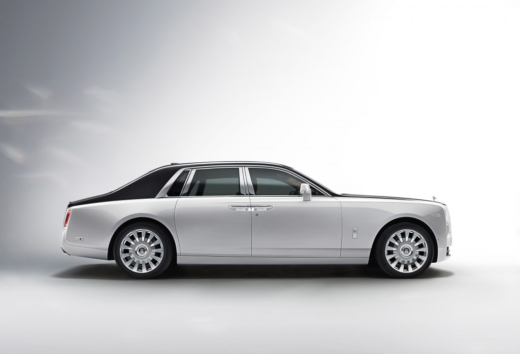Rolls-Royce Phantom VIII. Rolls Royce's CEO said the car is for 'a connoisseur of luxury in the extreme.'