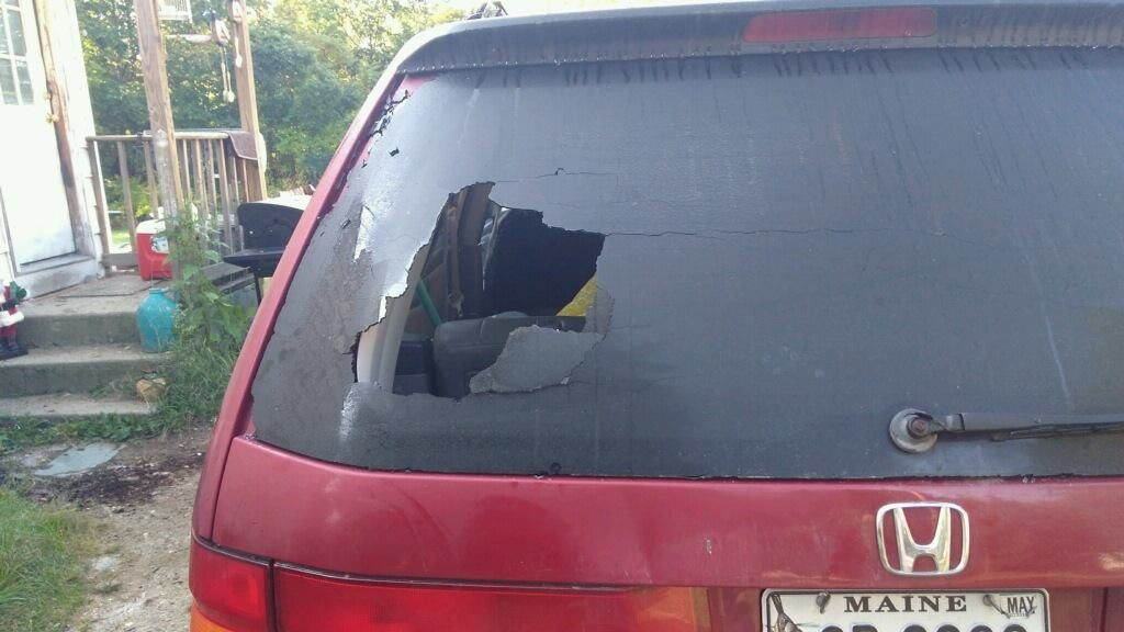 Several vehicles in York County have had their windows shot out by a BB or pellet gun.