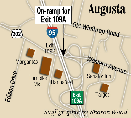 Fatal motorcycle crash in Augusta