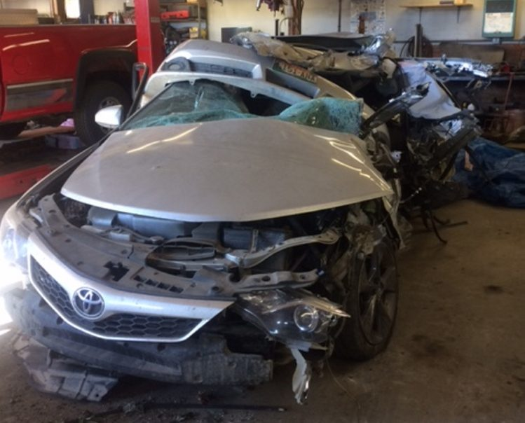 Toyota Of Somerset >> Boxer Joel Bishop of Clinton killed in West Forks crash - CentralMaine.com
