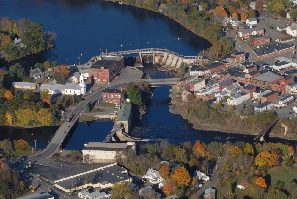 Repair work at the Weston Dam in Skowhegan will require a drawdown of the Kennebec River affecting water levels in Skowhegan, Norridgewock, Starks and Madison.