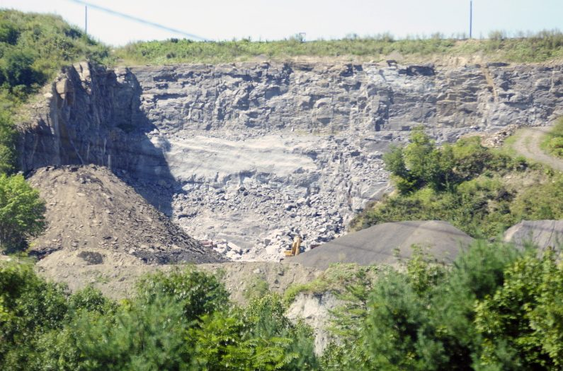 The Planning Board on Tuesday renewed the mineral extraction license for McGee Construction's controversial West River Road quarry.