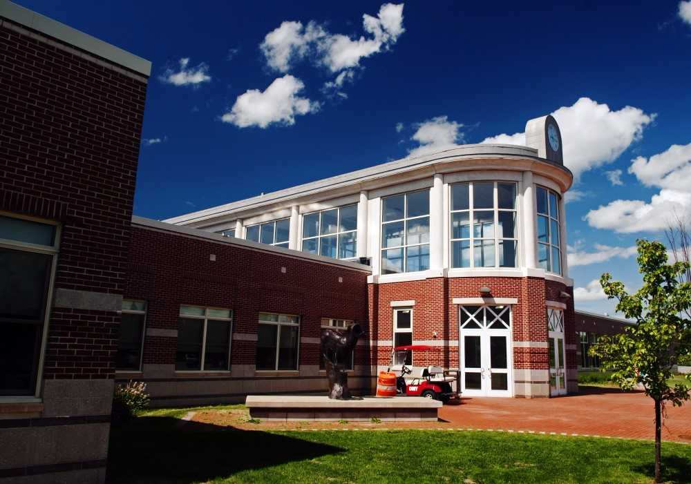 Cony High School is investigating an incident at a recent boys' soccer game.