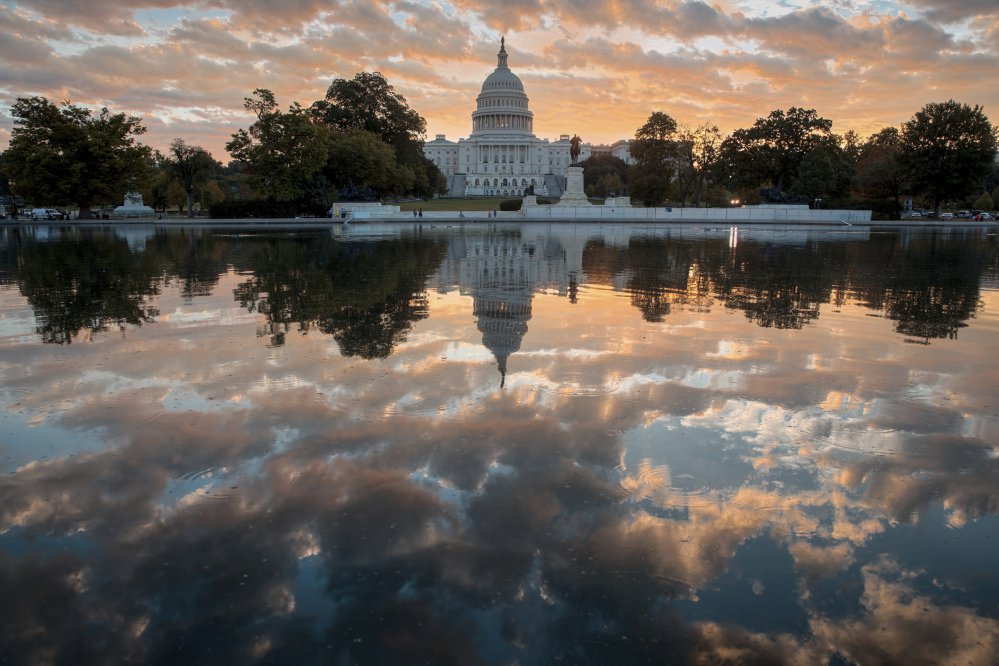 The dawning of a new day in Washington doesn't necessarily mean Capitol Hill combatants will find common ground on a host of issues that include tax cuts, a potential government shutdown and lots of leftover spending bills.