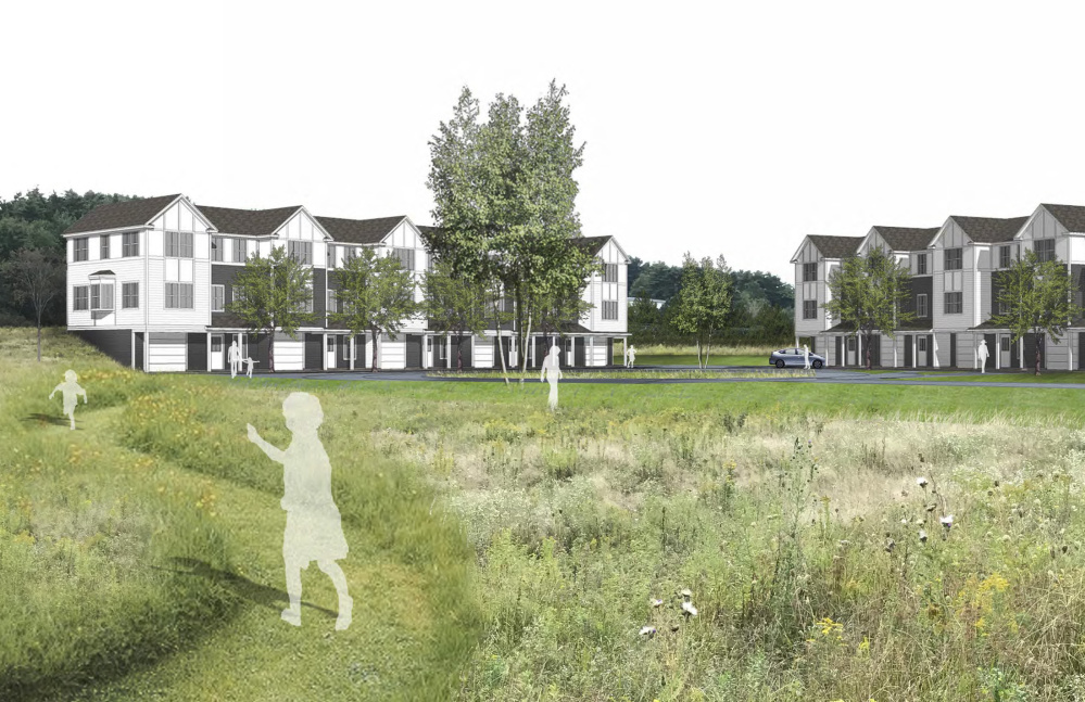 The Portland Planning Board on Tuesday unanimously approved over 120 units of housing on a 55-acre parcel at 1700 Westbrook St. known as Camelot Farm. The approvals for