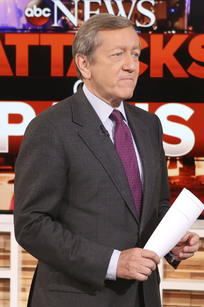 ABC reporter Brian Ross has been suspended for four weeks.