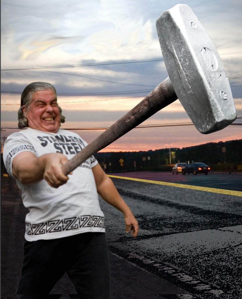 "Stanley Pleskun is the focus of the film ""Strongman,"" showing Friday at the Portland Museum of Art."