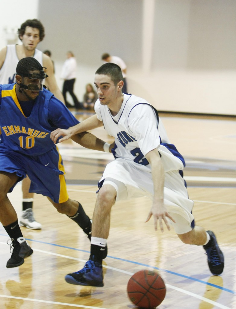 Tyler Kelley leads the St. Joseph's men into their conference tournament, one of several Maine colleges involved in postseason play.