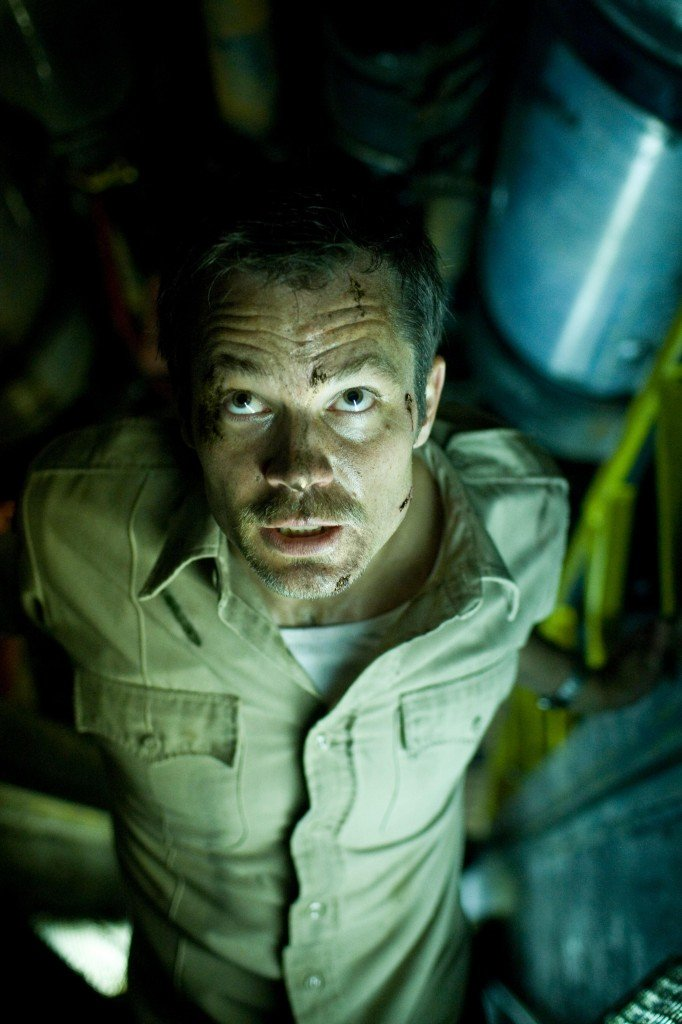 "Timothy Olyphant is shown in a scene from, ""The Crazies,"" a slick fearjerker filmed with brilliant visual style."