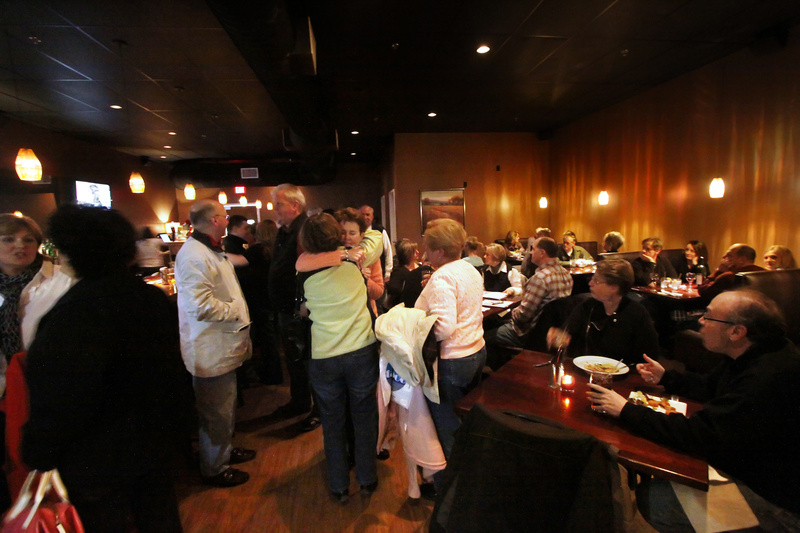 The crowds at JP Thornton's Bar and Grille in South Portland soon will have more room to dine and mingle, thanks to an expansion project now under way.