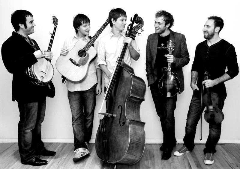 The Punch Brothers perform Friday at Merrill Auditorium in a concert sponsored by Portland Ovations.