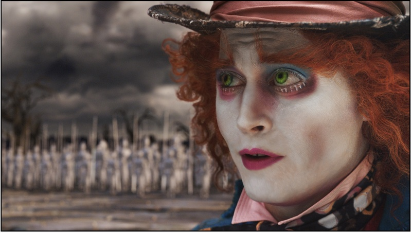"Johnny Depp is the Mad Hatter in the latest big-screen adaptation of Lewis Carroll's ""Alice in Wonderland,"" which opens Friday."