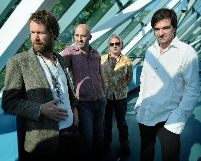Irish rock band Hothouse Flowers performs at Port City Music Hall in Portland on Wednesday.