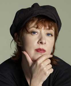 Suzanne Vega performs March 28 in Brownfield.