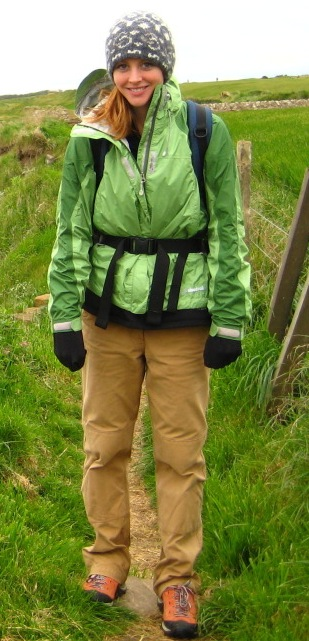 Oriana Farley, a former Hampden Academy track star, will embark on a trek of the Continental Divide Trail on March 29.