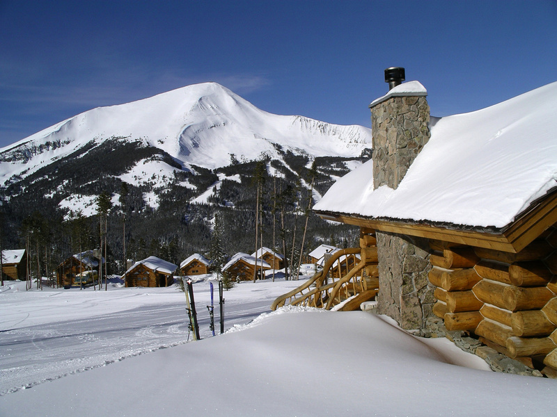 Yellowstone Club, in Yellowstone National Park in Montana, is an exclusive ski club, now with Maine ties. Sugarloaf skier Sam Byrne is now part-owner.